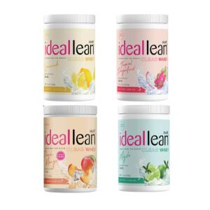 IdealFit Clear Whey 4 Tub Bundle