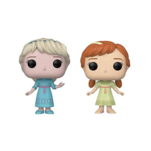 Disney Frozen 2 Young Anna & Elsa Funko Pop! Bundle