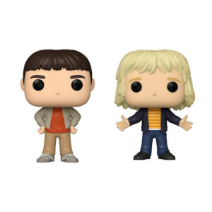 Dumb and Dumber Casual Harry & Lloyd Funko Pop! Bundle
