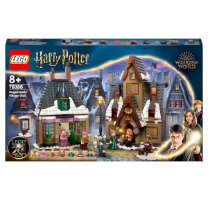 LEGO Harry Potter Hogsmeade Building Set (76388)