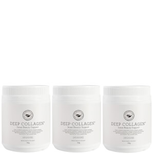 The Beauty Chef Deep Collagen Inner Beauty Support Trio (Worth $207.00)