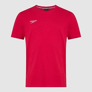 Unisex Team Crew Neck T-Shirt Red