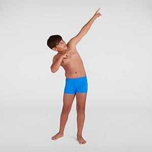 Jungen Essential Endurance+ Aquashort Blau