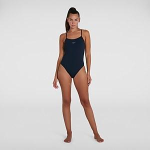 Women's Endurance+ Thinstrap Swimsuit Navy
