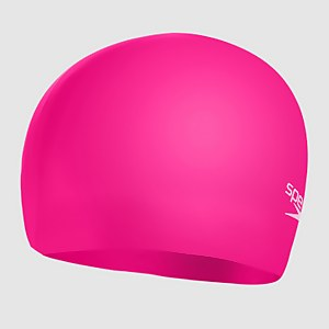 Junior Plain Moulded Silicone Pink