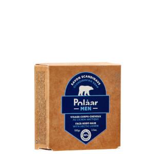 Jabón escandinavo Polaar Men 100g