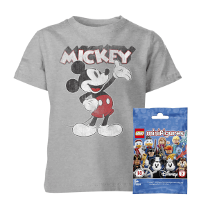 LEGO Disney: Mystery Minifigures & Disney T-Shirt from I Want One Of Those