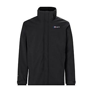 Men's Hillwalker 3in1 Waterproof Jacket - Black