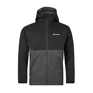 Men's Fellmaster 3-in-1 Waterproof Jacket - Dark Grey/ Black