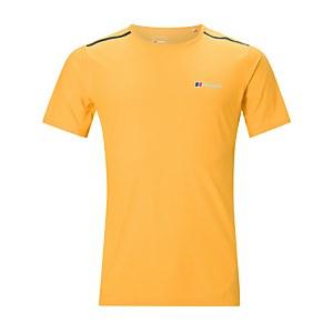 Men's Short Sleeve Crew Super Tech T-Shirt - Yellow