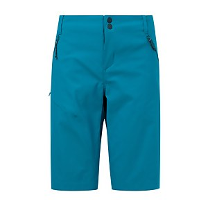 Women's Baggy Light Shorts - Dark Turquoise