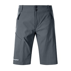 Women's Baggy Light Shorts - Grey