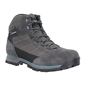 Women's Hillwalker Trek Gore-tex Boots - Grey / Teal
