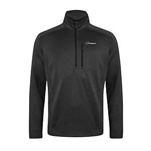 Men's Spitzer Half Zip Fleece - Black