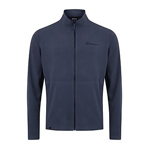 Men's Prism Micro Polartec Interactive Fleece Jacket - Purple / Blue