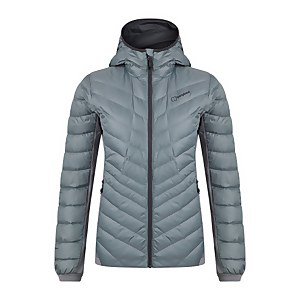 Women's Tephra Stretch Reflect Down Insulated Jacket - Grey