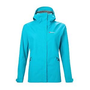 Women's Alluvion Waterproof Jacket - Turquoise
