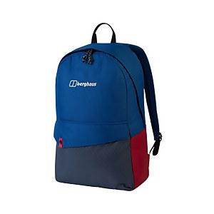 Berghaus Brand Bag 25 - Blue / Red