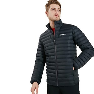 Men's Seral Insulated Jacket - Black
