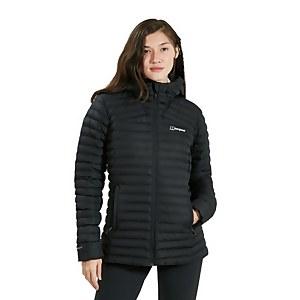 Women's Nula Micro Insulated Jacket - Black