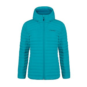 Women's Nula Micro Insulated Jacket - Turquoise