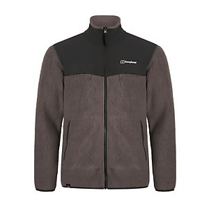 Men's Syker Fleece Jacket - Grey