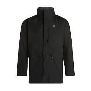 Men's Highland Ridge Interactive Jacket - Black