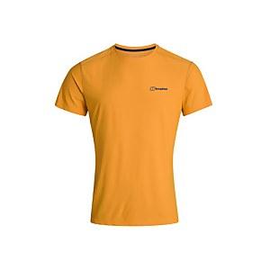 Men's 24/7 Tech Short Sleeve Baselayer - Yellow