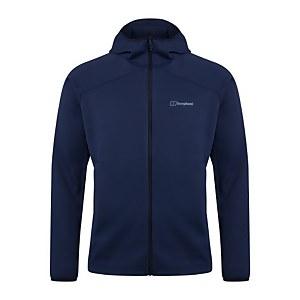 Men's Callabee Hooded Fleece Jacket - Blue