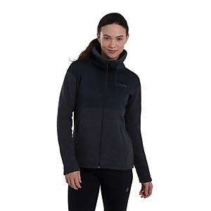 Women's Colca Fleece Jacket - Black / Grey