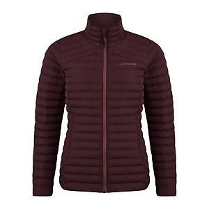 Women's Nula Insulated Jacket - Purple