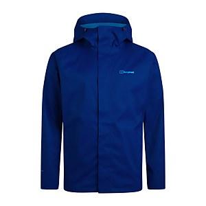 Men's Oakshaw Waterproof Jacket - Blue