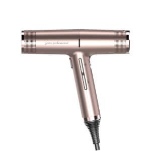 Gama Professional iQ Perfetto Hair Dryer - Rose Gold