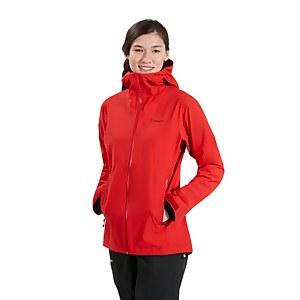 Women's Mehan Vented Waterproof Jacket - Red