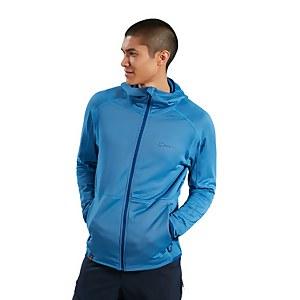 Men's Vanth Hooded Fleece - Blue