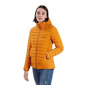 Women's Affine Insulated Jacket - Yellow