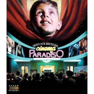Cinema Paradiso - 25th Anniversary Special Edition