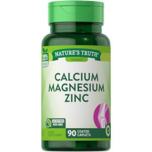 Calcium, Magnesium, Zinc