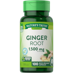 Ginger Root 750mg