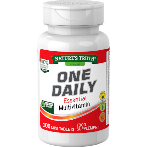 One Daily Essential Multivitamin 100 Tablets