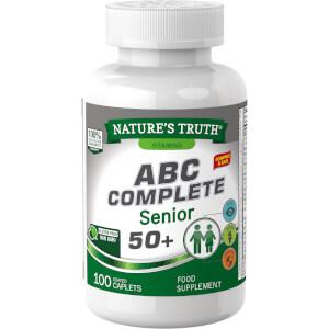 Multivitamins & Minerals 50+ ABC Complete