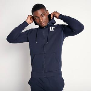 Men's Core Full Zip Hoodie - Navy