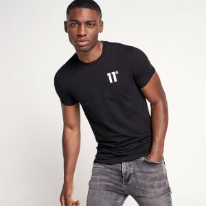 Men's Core Muscle Fit T-Shirt - Black