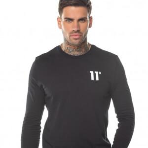 Men's Core Long Sleeve T-Shirt - Black