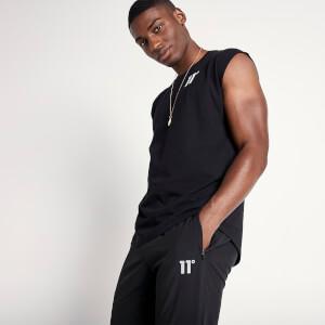 Men's Core Cut Off Sleeve T-Shirt - Black