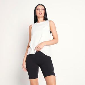 Women's Core Vest - White