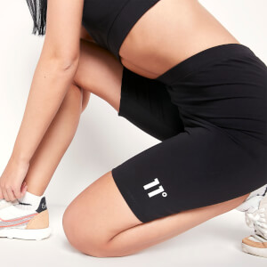 Women's Logo Cycling Short - Black