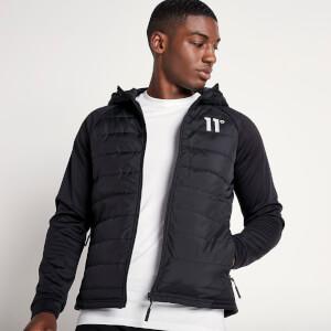 Men's Neoprene Hybrid Jacket - Black