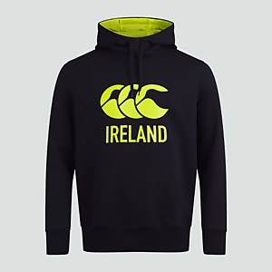 MENS IRELAND LOGO HOODY