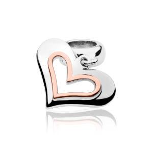 Always In My Heart Milestones Bead Charm
